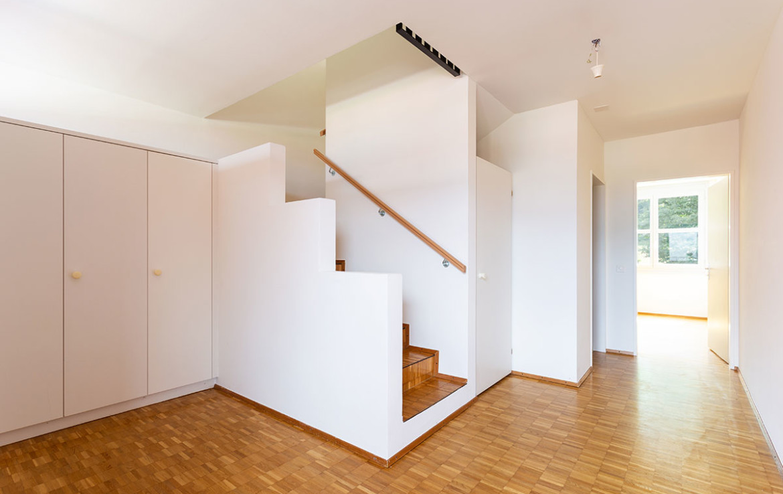 Affitto: appartamento duplex con balcone